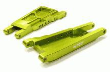 Billet Machined Lower Suspension Arm (2) for Traxxas 1/10 Slash 4X4 LCG