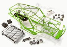 Realistic Scale VFX2.2 Roll Cage for 1/10 Axial Wraith All Terrain Rock Racer