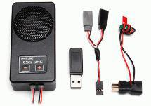 Sense Innovations ESS One Engine Sound System for R/C Vehicle