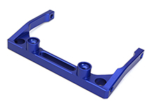 Billet Machined Alloy Front-Mid Frame Brace for Axial SCX-10 Dingo, Honcho, Jeep