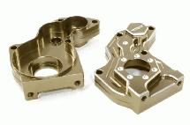 Billet Machined Center Gearbox Case for Axial SCX-10 Honcho, Jeep & Dingo