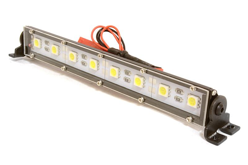 Realistic roof top smd led light bar 145x19x21mm for 110 scale realistic roof top smd led light bar 145x19x21mm for 110 scale crawler mozeypictures Images