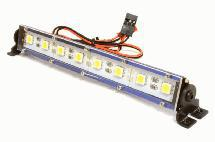 Realistic Roof Top SMD LED Light Bar 145x19x21mm for 1/10 Scale Crawler