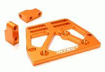 Billet Machined Alloy Servo Mount Set for Axial 1/10 SCX-10 Scale Crawler