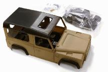 1/10 Scale LR Type D90 Hard Plastic Body Kit (Partially Painted)