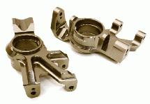 Billet Machined Steering Knuckles for Traxxas X-Maxx 4X4