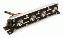 Realistic Roof Top LED Light Bar w/ Metal Housing 104x18x22mm for 1/10 & 1/8