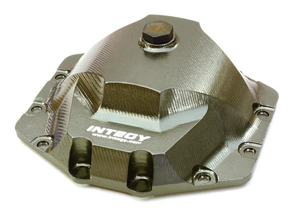 Type X Billet Machined Alloy HD Diff Cover for Axial 1/10 Wraith Rock Racer