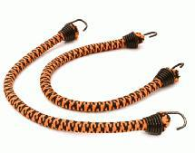 1/10 Model Scale 4x150mm Bungee Elastic Cord Strap w/ Hooks for Off-Road Crawler