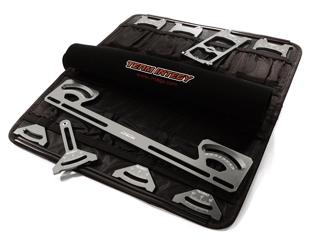 Universal Setup Station for Most 1/10 Off-Road Buggies, Short Course & Trucks