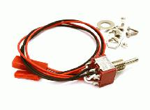 Replacement Switch w/ Wire Harness for C26670 Trailer Kit