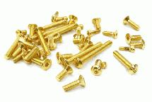 Assorted Hardware Screw Kit Set for Axial 1/10 SCX-10 Scale Crawler
