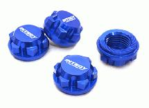 Billet Machined 17mm Hex Wheel Nuts (4) for Traxxas X-Maxx 4X4