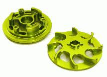 Billet Machined Slipper Pressure Plate and Hub for Traxxas X-Maxx 4X4