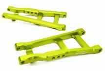 Billet Machined Rear Lower Arms for Traxxas 1/10 Rustler 2WD & Stampede 2WD