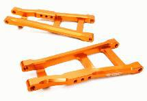 Billet Machined Rear Lower Arms for Traxxas 1/10 Rustler & Stampede 2WD