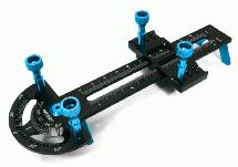 Links, Push Rods & Shocks Matching Tool 28-122mm for 1/18, 1/16 & 1/10 Scale