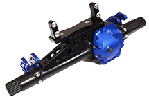 Metal Front Axle Housing Kit for Axial 1/10 Wraith 2.2 & RR10 Bomber 4WD