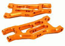 Billet Machined Front Lower Arms for 1/10 Rustler 2WD, Slash 2WD & Stampede 2WD