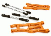 Extended Front Suspension Arms for Traxxas 1/10 Stampede 2WD