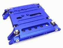 Billet Machined Alloy Center Skid Plate for Axial 1/10 Wraith