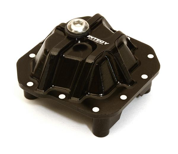 Billet Machined Alloy Differential Cover for Axial 1/10 SCX10 II