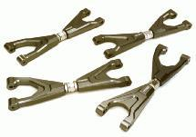 Billet Machined Adjustable Upper Suspension Arms (4) for Traxxas X-Maxx 4X4