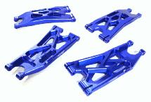 Billet Machined Lower Suspension Arms (4) for Traxxas X-Maxx 4X4