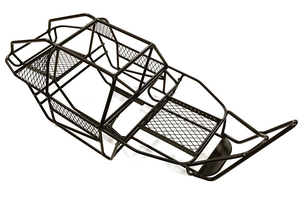 Steel RC Roll Cages for Traxxas, HPI, Axial Rock Crawlers & Off-Road ...