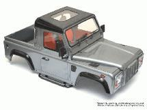 Hard Plastic Realistic Scale Body Kit for 1/10 Size D90 Pickup Gen-2 Off-Road