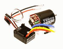 Scale Off-Road Edition Waterproof WP-1060 ESC & 55T Drive Motor 540 Size