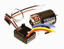 Scale Off-Road Edition Waterproof WP-1060 ESC & 23T Drive Motor 540 Size