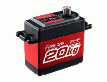 LF-20MG Standard Size Digital Servo 20kg Torque Output 41x21x40mm 0.16s 278oz-in