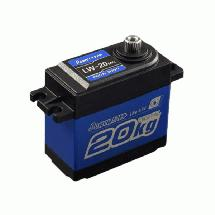 LW-20MG Standard Size Digital Servo 20kg Torque Output 41x21x40mm 0.16s 278oz-in