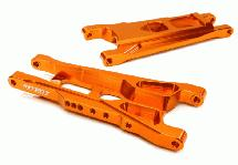 Billet Machined Alloy Rear Suspension Arms for Traxxas 1/10 Bigfoot 2WD Truck