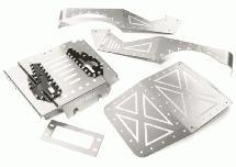 Aluminum Alloy Body Panel Kit for Axial 1/10 Wraith 2.2 Rock Racer