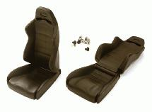 Realistic Reclinable Racing Sport Seats for 1/10 Scale RC Vehicles