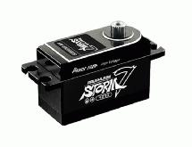Storm-7 Low Profile HV Brushless Servo 13kg Torque 41x20x28mm 0.055s 181oz-in