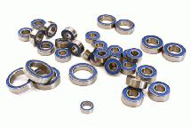 Low Friction Blue Rubber Sealed Bearings (33) Set for Traxxas 1/10 E-Revo