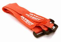 20x250mm Battery Strap (4) for RC Car, Boat, Helicopter & Airplane