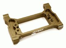 Billet Alloy Front Steering Servo Mount for Traxxas TRX-4 Scale & Trail Crawler