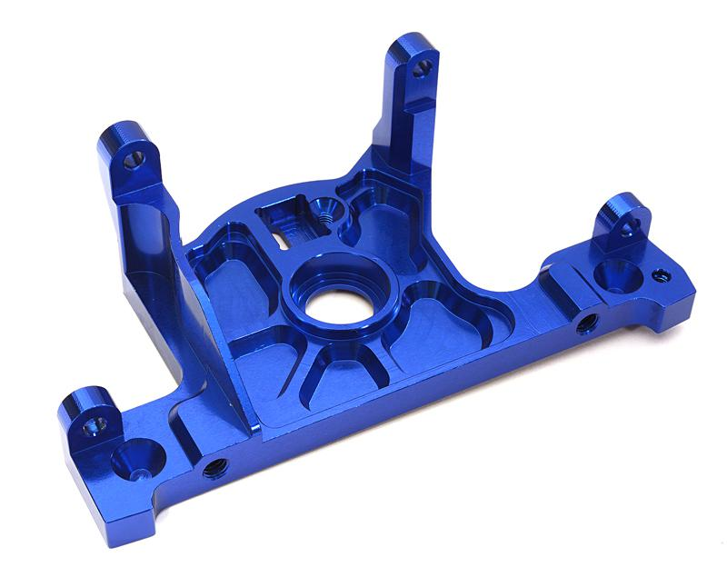 Billet Machined Motor Mount Block for Traxxas Slash 4X4 LCG Chassis