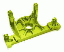 Billet Machined Motor Mount Block for Traxxas Rustler 4X4, Slash 4X4 LCG Chassis