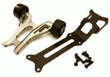 Billet Machined Wheelie Bar Kit for Traxxas X-Maxx 4X4