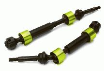 Dual Joint Telescopic Rear Drive Shafts for TRX 1/10 Stampede 4X4 & Slash 4x4