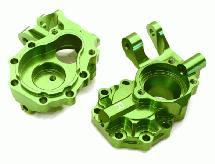 Machined Alloy Front Inner Portal Drive Housings for Traxxas TRX-4 Crawler