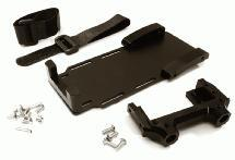 Laydown Battery Tray w/ Forward Servo Mount for Axial 1/10 SCX10 II (#90046-47)