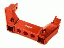 Billet Machined Alloy Rear Bumper Mount for Traxxas TRX-4 Scale & Trail Crawler