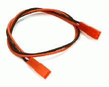 300mm Silicone Wire JST Style 2 Pin Female to Female Plug Wire Harness