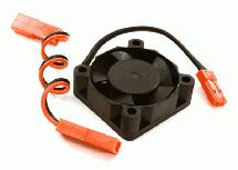 30x30x10mm Ultra High Speed Cooling Fan w/ JST 2P Plug for 6.0-to-7.2VDC Input
